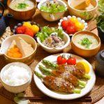 ひじきと蓮根・お豆のデリサラダ*レシピ*