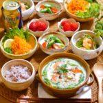 ご飯にも合う♩チキンとほうれん草のクリーム煮*レシピ*
