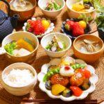 ごはんおかわり♩鶏団子と野菜ピリ辛餡*レシピ*