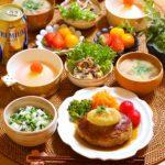 ふっくら♩豆腐ハンバーグ〜マッシュポテトのっけ〜
