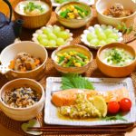 蒸し鮭のネギ生姜だれ〜レシピ〜