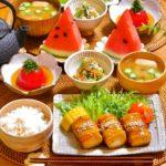 麺つゆで♩湯むきトマトのお浸し*レシピ*