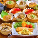 鮭のムニエルバター醤油〜たまごサラダ添え〜