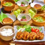 食感が楽しい♩蓮根の肉巻きフライ