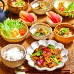 ご飯がすすむ♩鶏肉と野菜の甘辛炒め