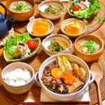 これからの季節に♩すき焼き風肉豆腐